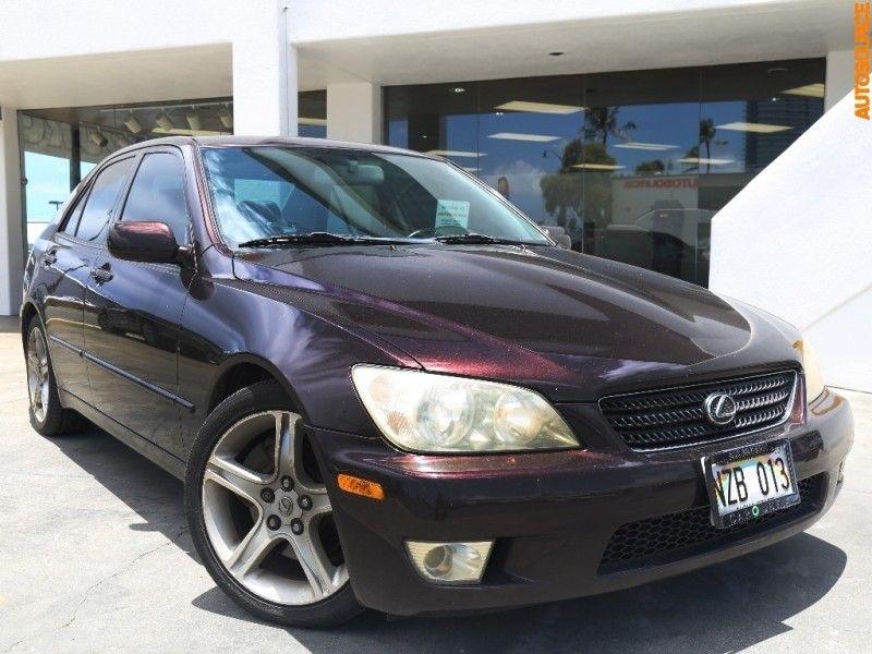2002 Lexus IS 300 7995