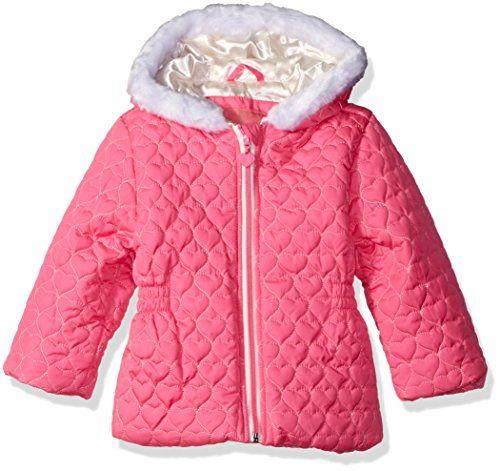 Widgeon Girls Zip Bubble Jacket 3722