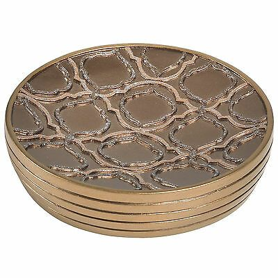 Popular Bath Spindle Gold Collection Bathroom Soapdish