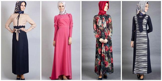Vemale.com - Seperti apa fashion muslimah di negara Turki? Anda bisa ...