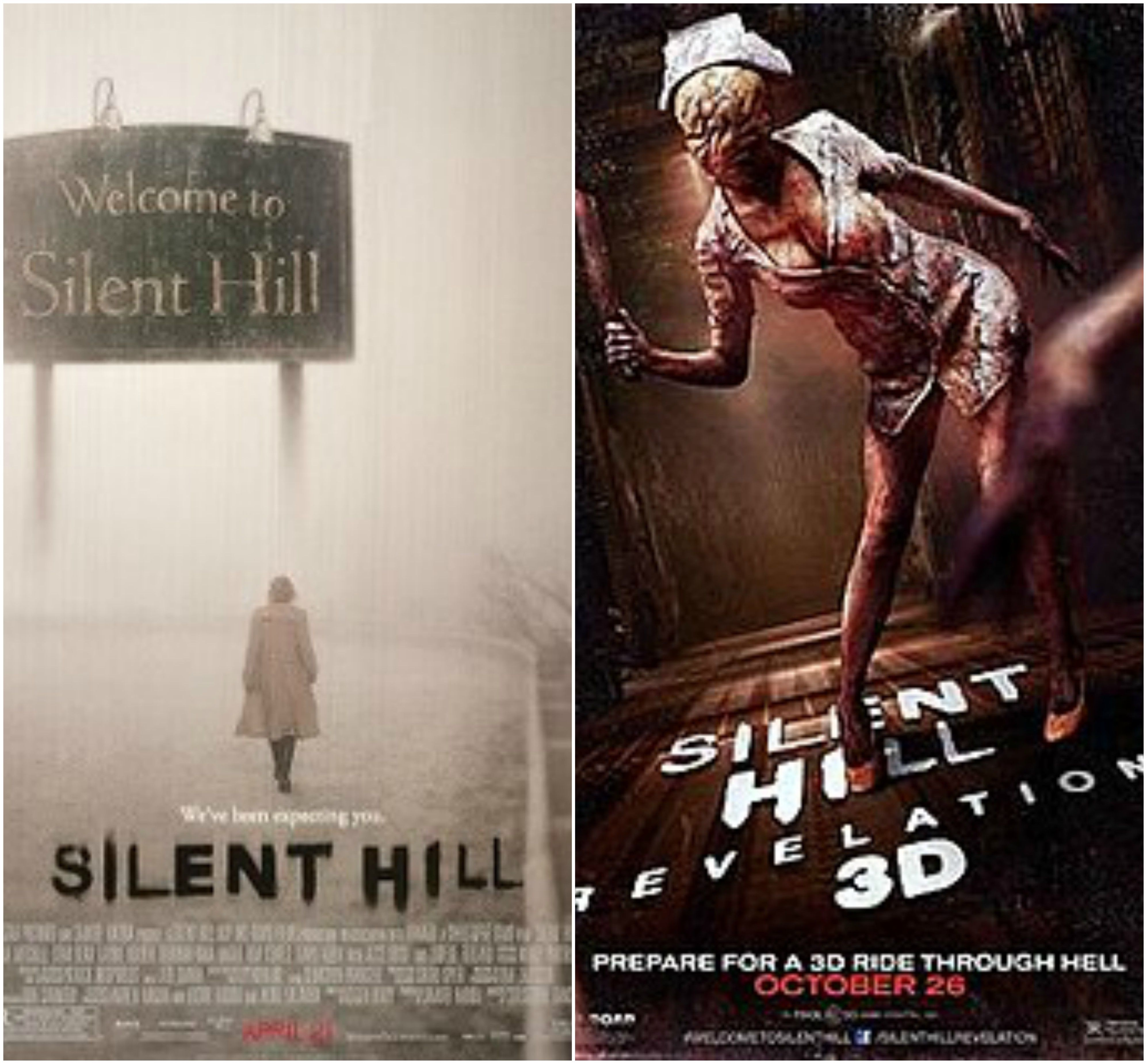 Pin By Mauro Sanchez Gomez On Hill Silence Silent Hill Silent Movie Posters