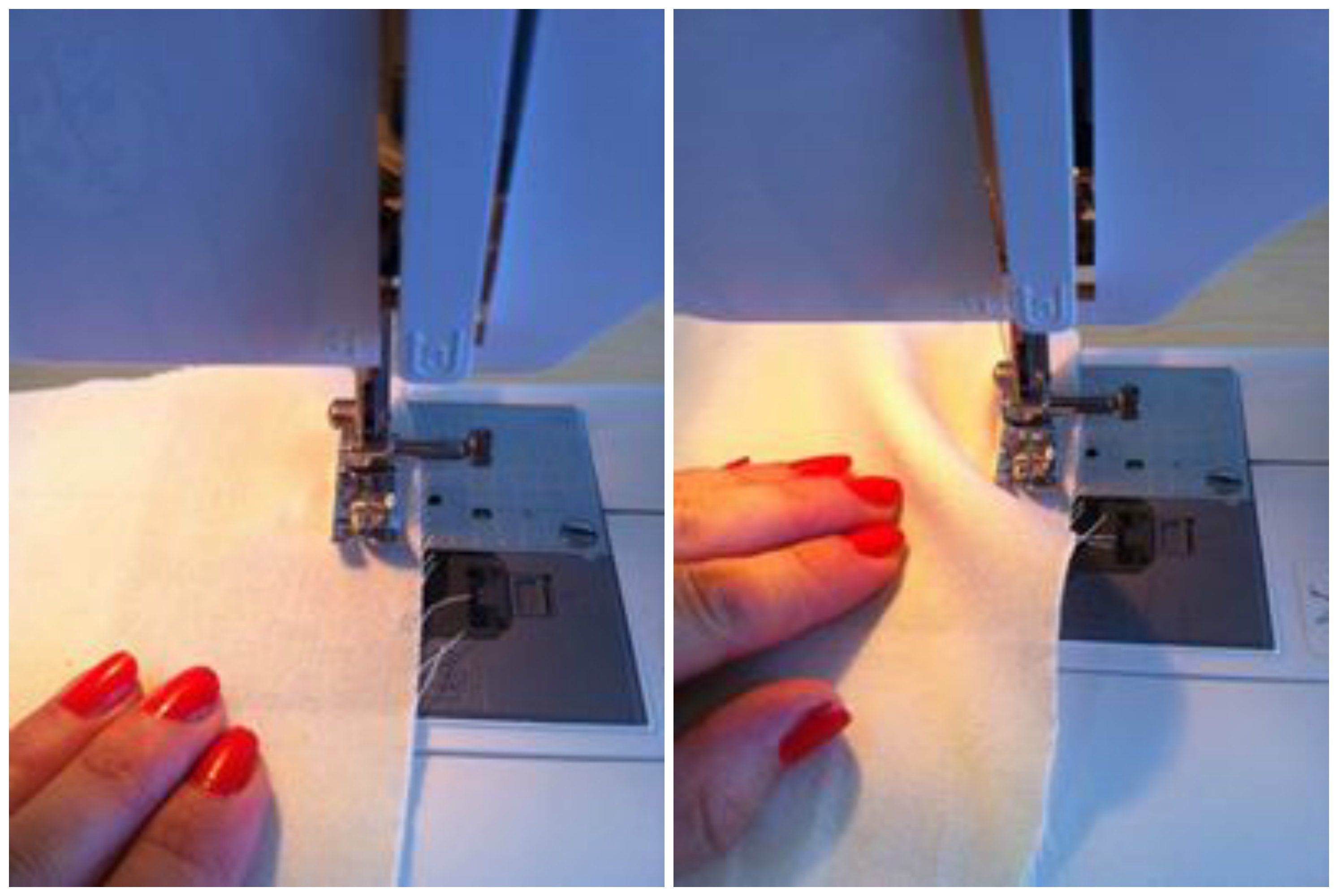 Saturday sewing tip hand position is of utmost importance