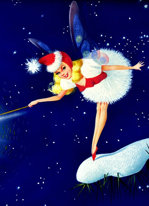 """Tinker Bell Rx"" by Bill Layne, 1953"