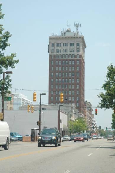 4th Ave Looking Toward Marshall Huntington West Virginia West Virginia Virginia