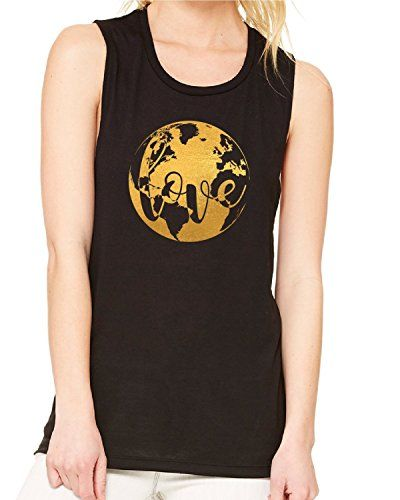 Muscle tank for women black top love world map gift gold https muscle tank for women black top love world map gift gold https gumiabroncs Gallery