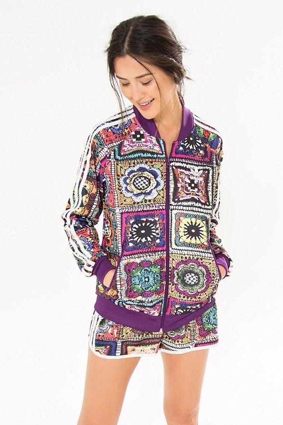 d7b8230aaba jaqueta crochita adidas