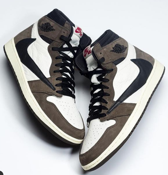 promo code 3c1fd 61684 Travis Scott's Air Jordan 1 | Hype Black Sneakers nel 2019