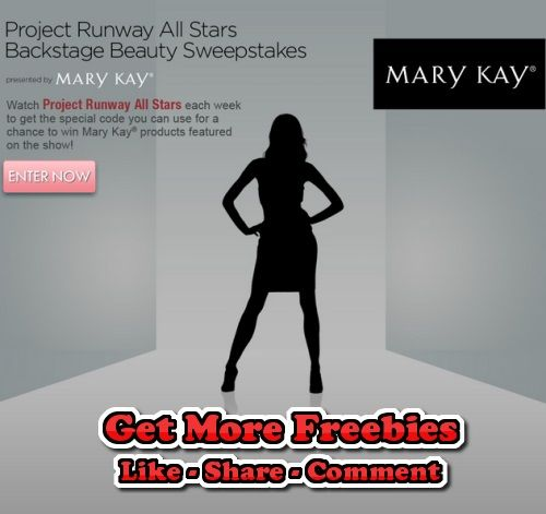 Win a Full Size Mary Kay Product (5,000 Winners Every Week) - http://getfreesampleswithoutsurveys.com/win-a-full-size-mary-kay-product-5000-winners-every-week-2-3