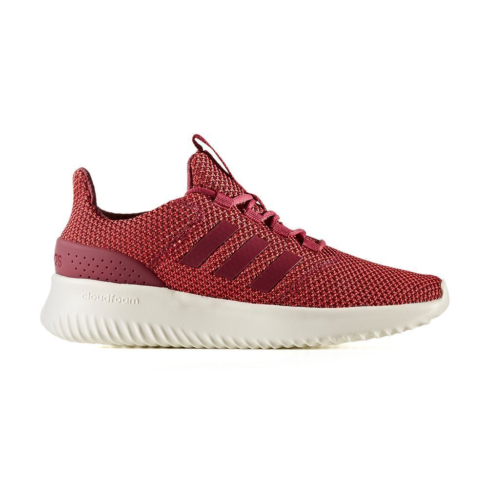 adidas men's cloudfoam ultimate red