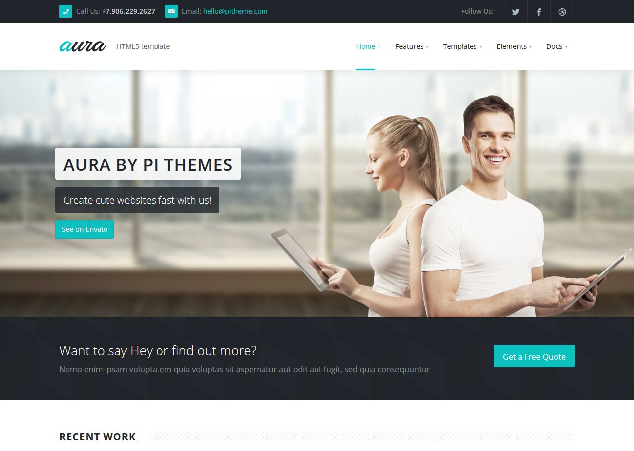 Bootstrap Is A Free And Open Source Front End Web Framework For Designing Websites And Web Applications It Contains Html5 Templates Website Template Templates