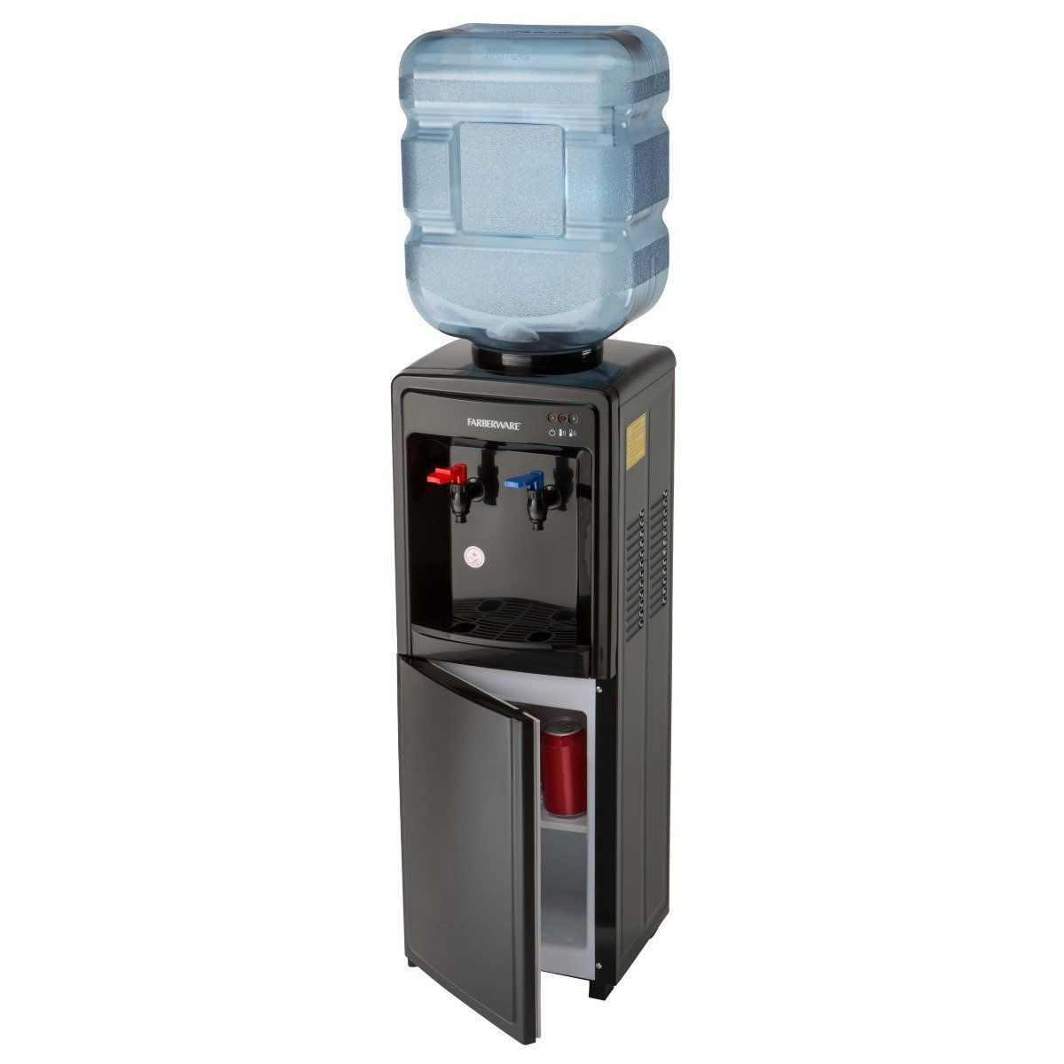 Farberware Fw29919 Freestanding Hot And Cold Water Cooler