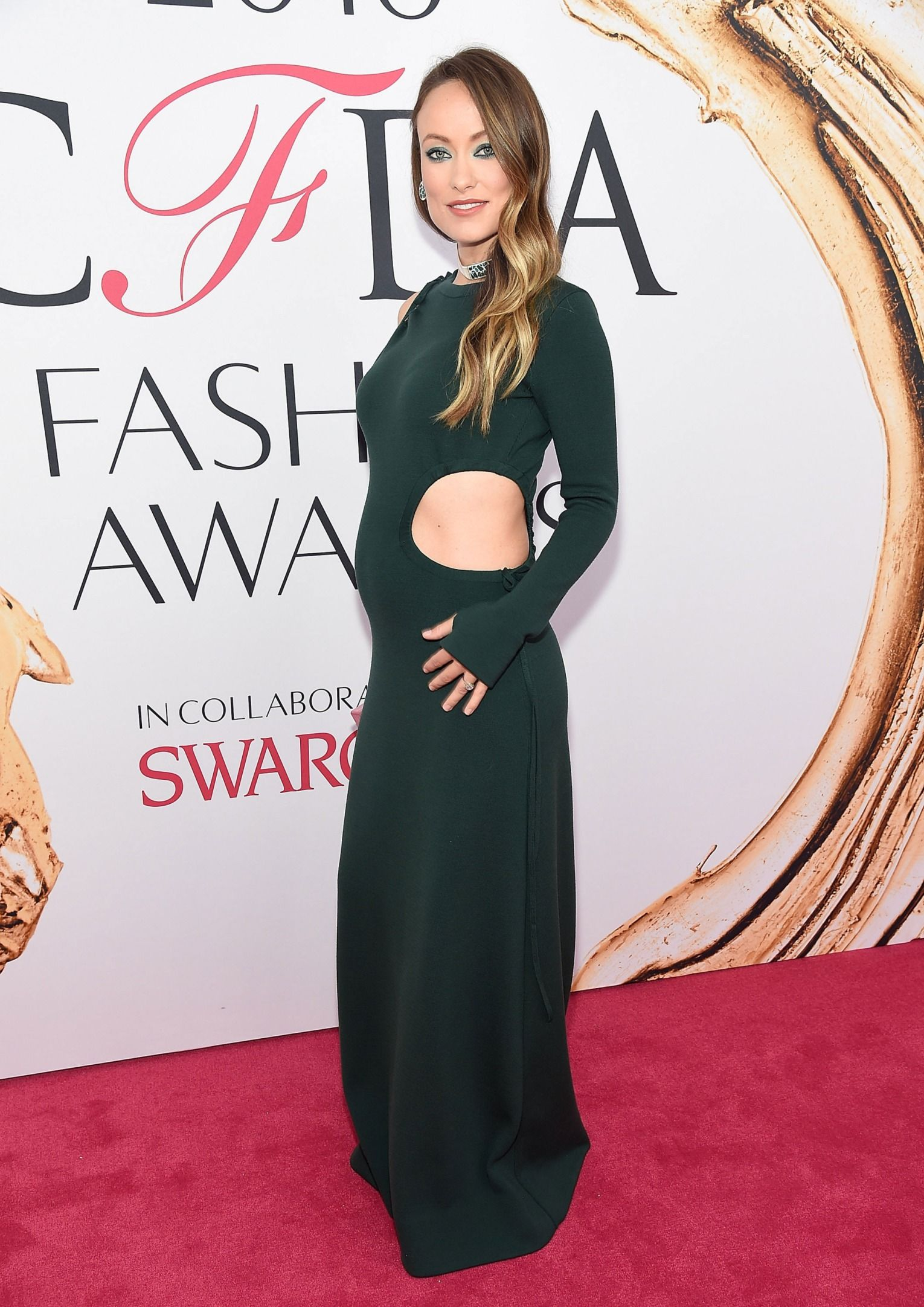 See All the 2016 CFDA Awards Red-Carpet Looks -- Olivia Wilde