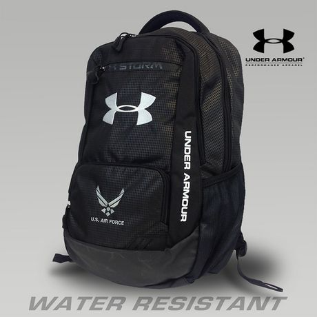 816393450c Under Armour Air Force Hustle Backpack