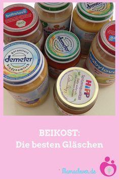 Beikost: Die besten Babygläschen | Mamaclever.de  – Baby