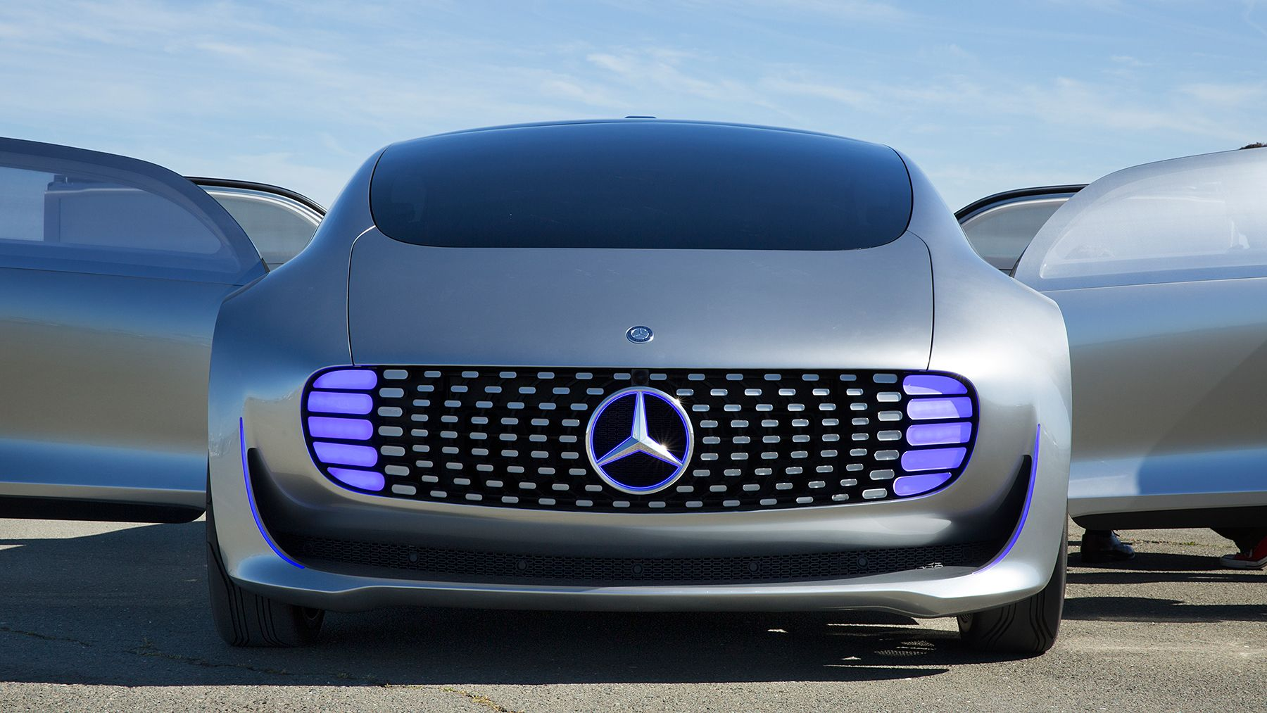 The Mercedes RoboCar That Made Me Want to Stop Driving