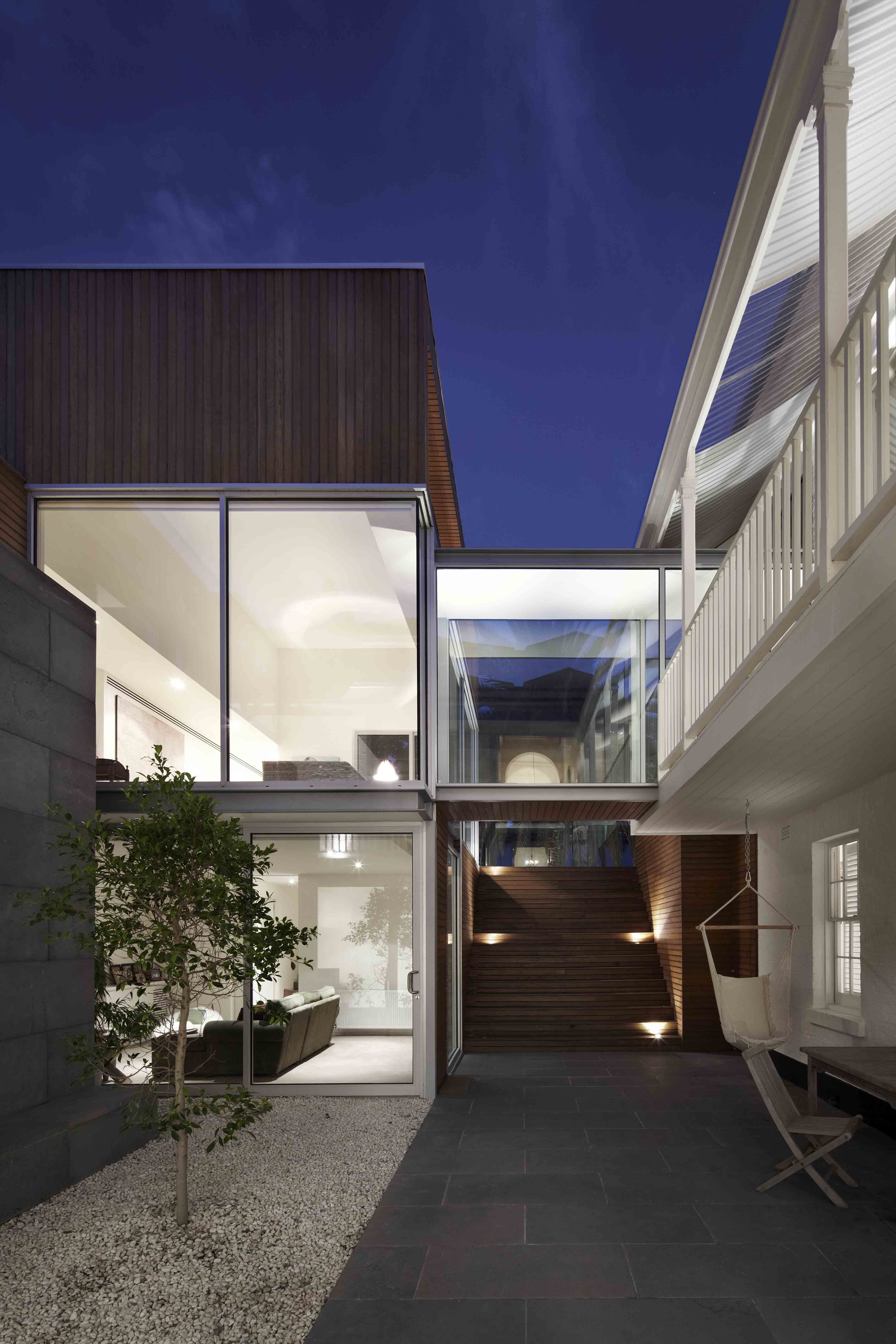Lim House Coy Yiontis Architects Lim