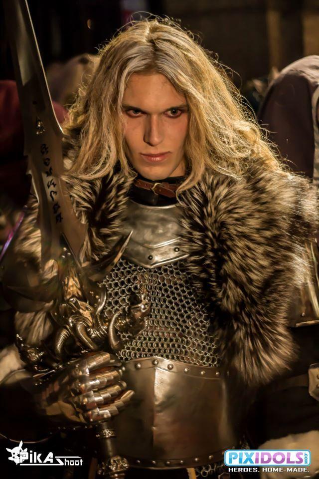 Arthas Menethil Warcraft Myst Of Pandaria Event By Carancerth On