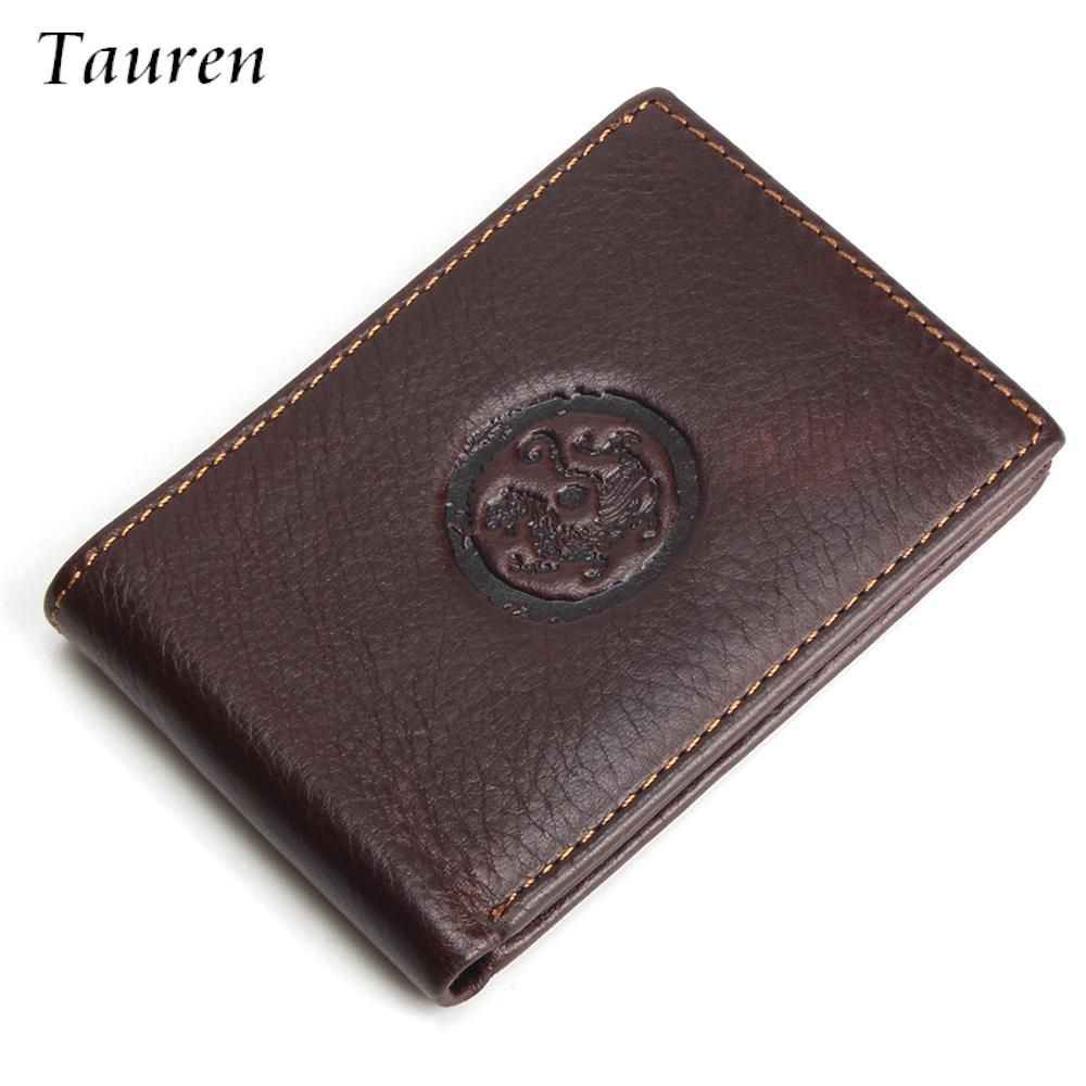 check price 2017 genuine leather business card holders organizer ...