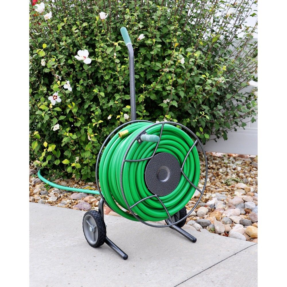 Yard Butler Htc1 Compact Portable Wheeled Snap On 100