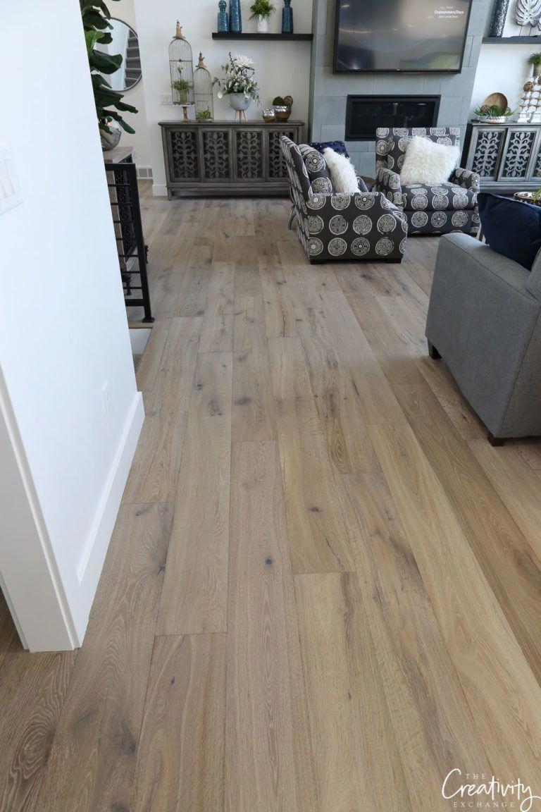 White oak wood floors. woodflooringwhite Wood floors