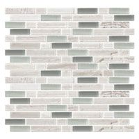 Mystic River Mix With Gl 12 X In 24 99 Sq Ft Coverage 11 64 Per Box