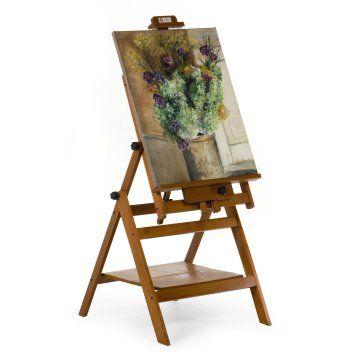 artist easle | The Artist's Easel | Full Issue
