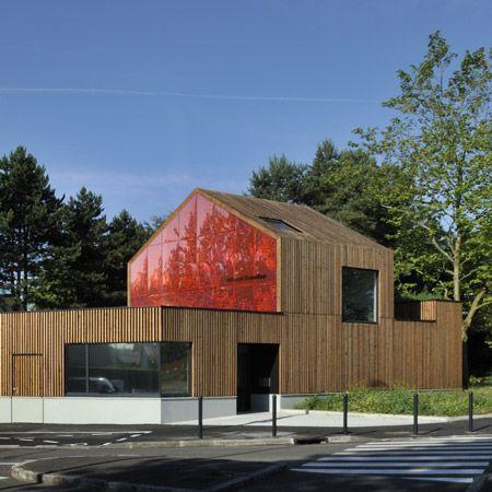 Les Ti'Canailloux by Topos Architecture - Dezeen