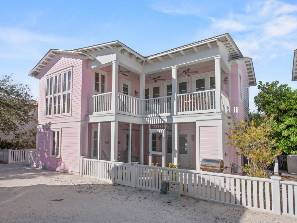 Sisters Three By The Sea Is Located On 30a Steps To Seaside Gulf Views Seaside In 2020 Enjoy Your Vacation Vacation Plan Vacation Books