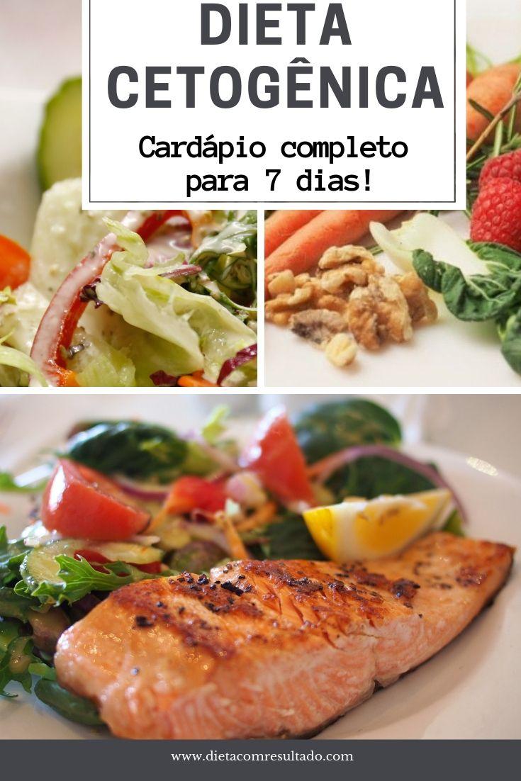Dieta Cetogenica Cardapio Completo Para 7 Dias Com Imagens