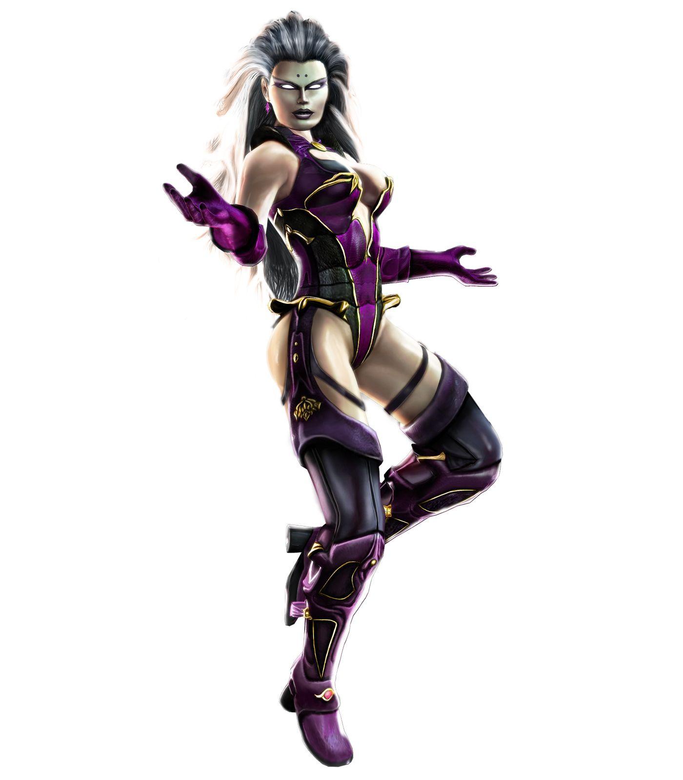 Sindel Origin Mortal Kombat 3 Mortal Kombat Characters