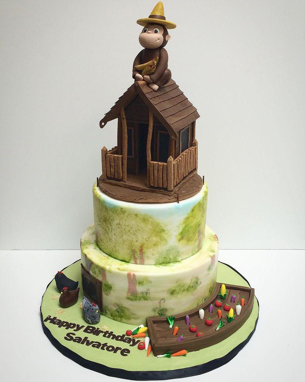 Delicious Arts custom cake studio bakery Top 50 Cakes Boys