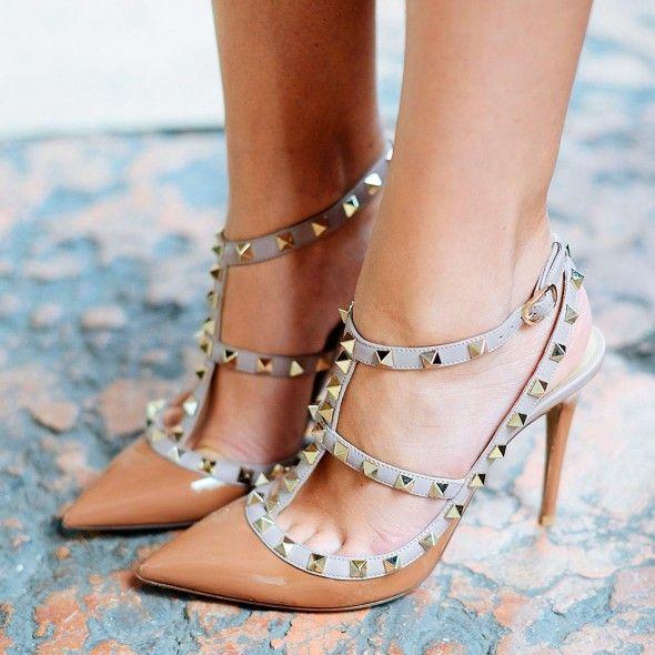 Valentino rockstud shoes, Valentino