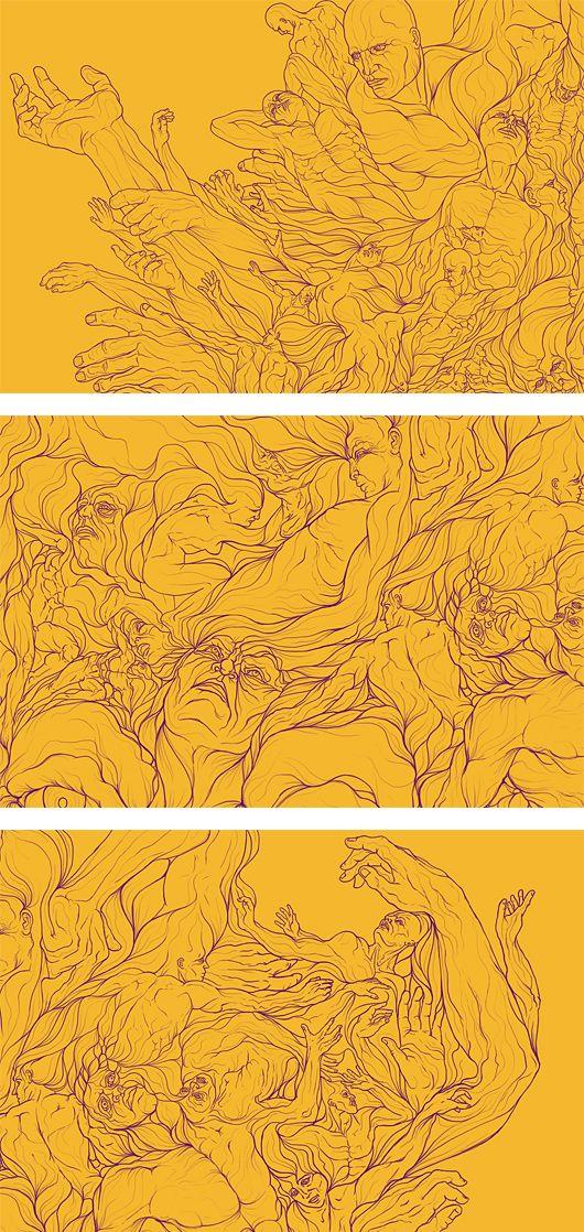 Illustrations By Francisco Valle Illustration Art Illustrations And Posters Photo Illustration
