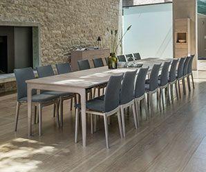 Wharfside Long Dining Table Ai24 Danish Wood Dining Furniture