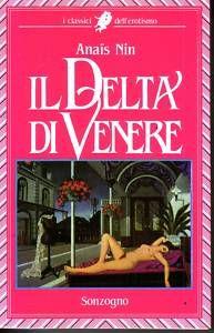 #Pinspiration - Anaïs Nin, Il Delta di Venere.