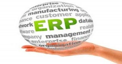 ERP means Enterprise Resource Planning. ERP software has capabilities of providing automation facilities.