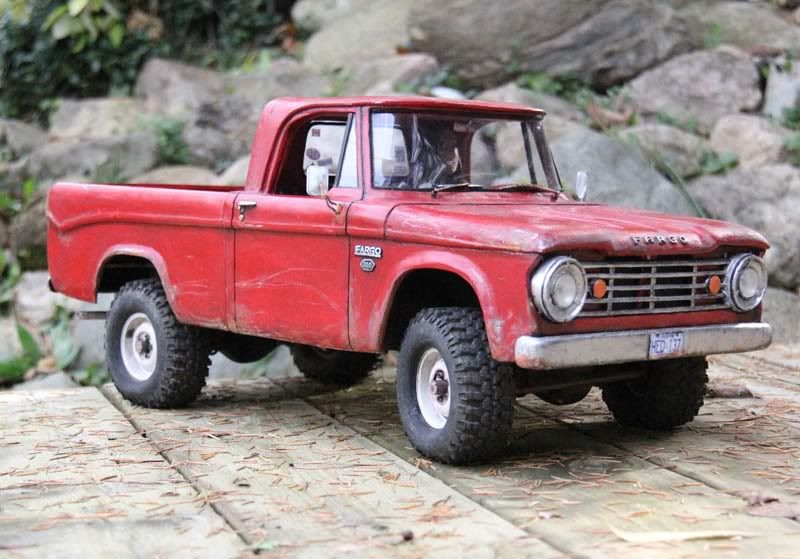 67 Fargo W200 Wood Body Page 16 Scale 4x4 R C Forums Rc Cars Rc Cars And Trucks Rc Trucks
