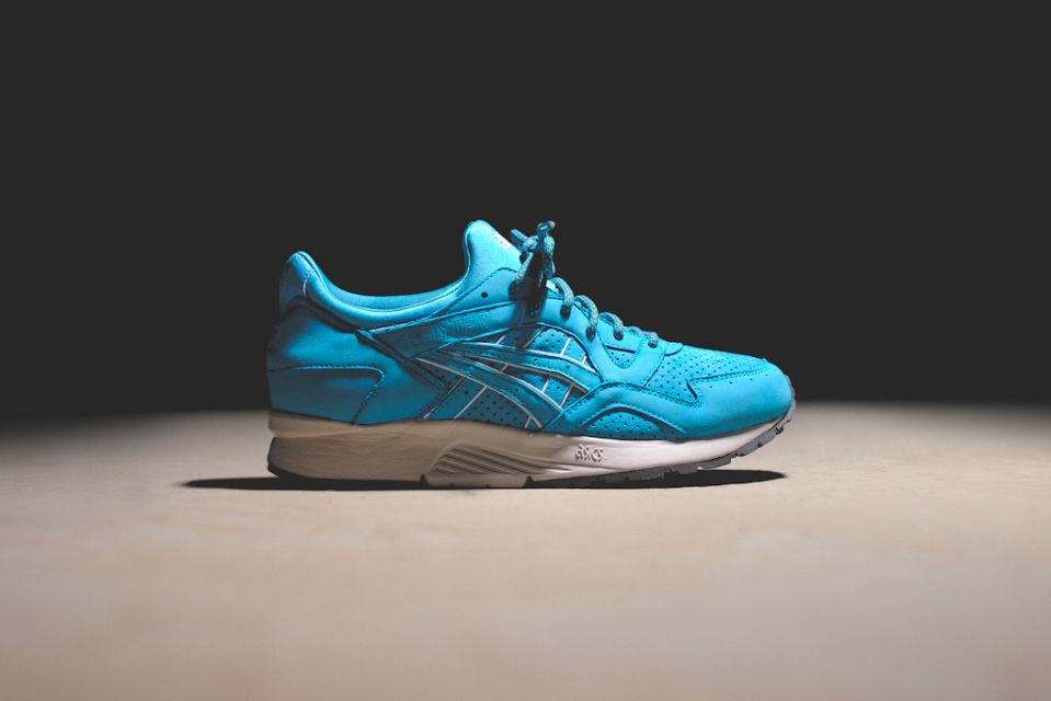 Ronnie Fieg X Asics Gel Lyte V Cove Mint Leaf Asics Gel