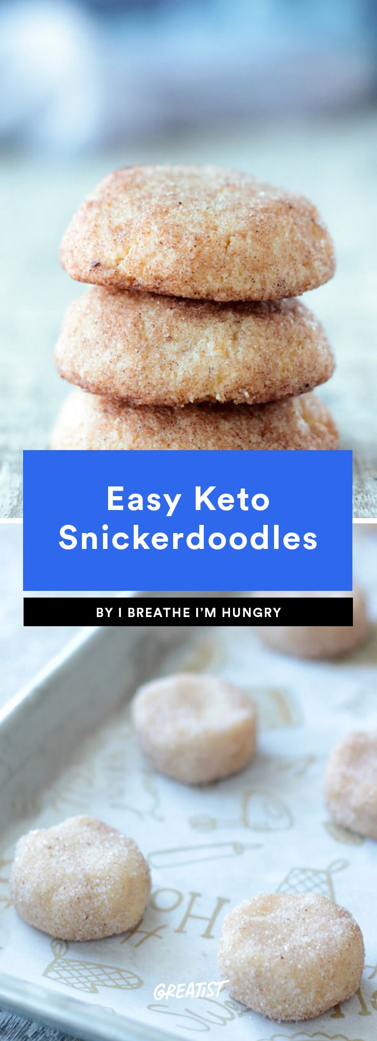9 Keto Cookie Recipes That Are Somehow Part of a Diet | Food | Keto chocolate chips, Keto ...