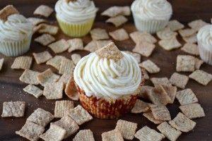 Cinnamon Toast Cupcakes!!