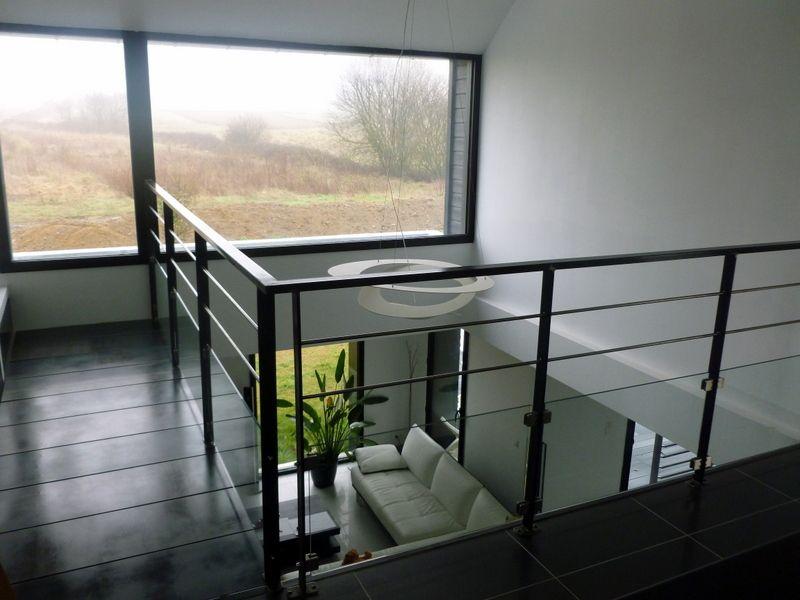 passerelle platelage m tallique acier brut rampes passerelles pinterest passerelle. Black Bedroom Furniture Sets. Home Design Ideas