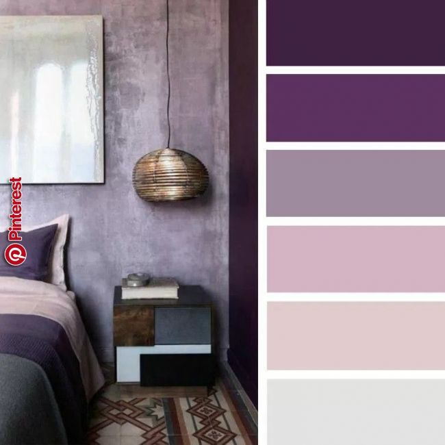 Bedroom colours? | Bedroom colors purple, Bedroom color
