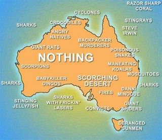 Lol This Is How People See Australia If They Ve Never Been Here