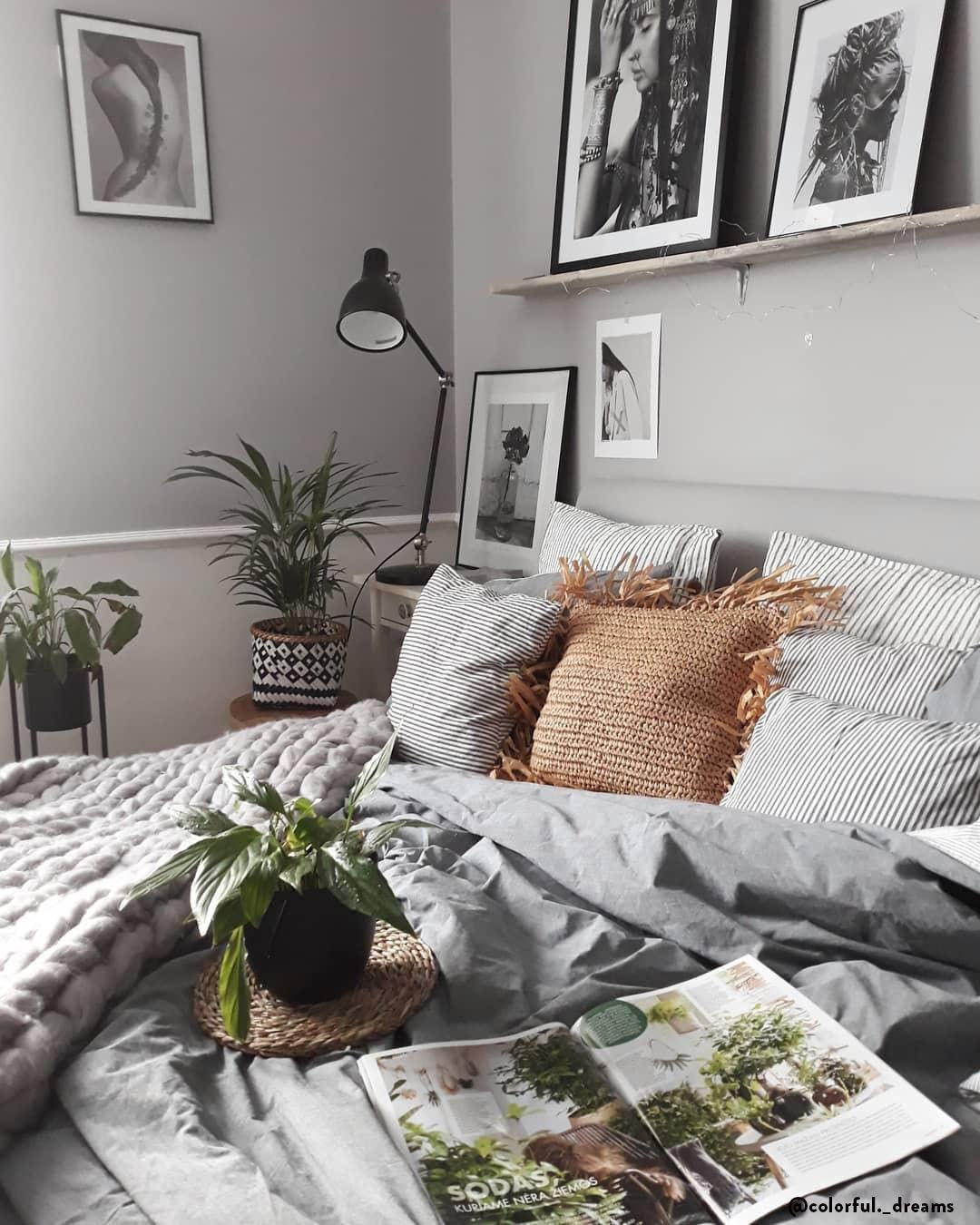 Natural Living 🌍 Anche in camera da letto entrano elementi ...