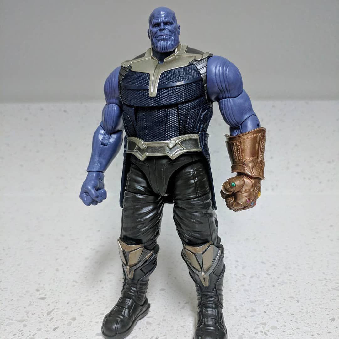 "New  Marvel Legends Series THANOS Avengers Infinity War 7"" action figure"