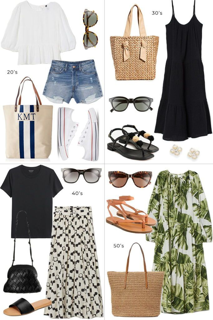 CASUAL SUMMER STYLE AT ANY AGE | The Style Scribe