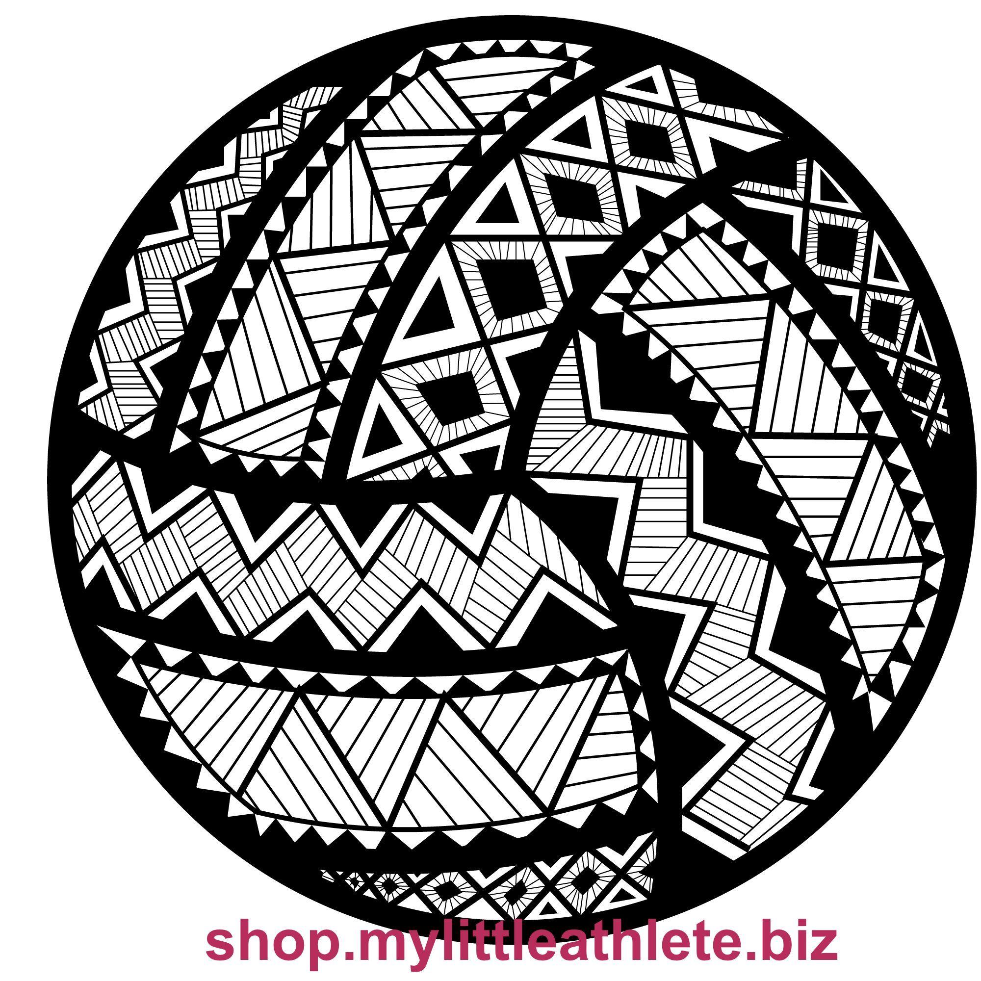 Mandala Volleyball Shirt Volleyball Designs Volleyball Drawing Volleyball Shirts