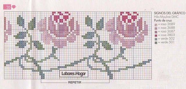 Flower Borders - Majida Awashreh - Λευκώματα Iστού Picasa