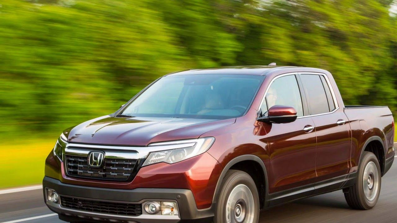 LOOK! 2019 Honda Ridgeline Engine Performance Power Alot
