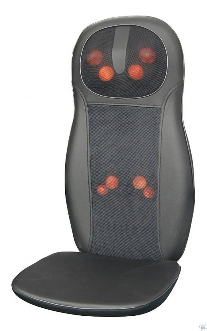 awesome back massage chair pad household furniture on home
